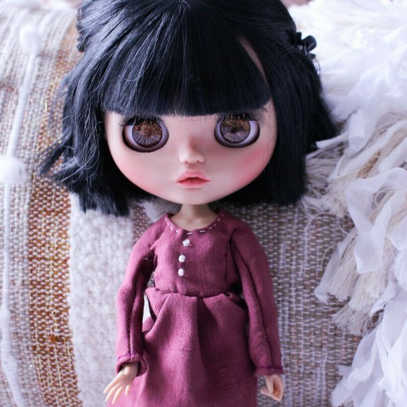 Mary Dolly Blythe Customized Doll OOAK Pure Neemo